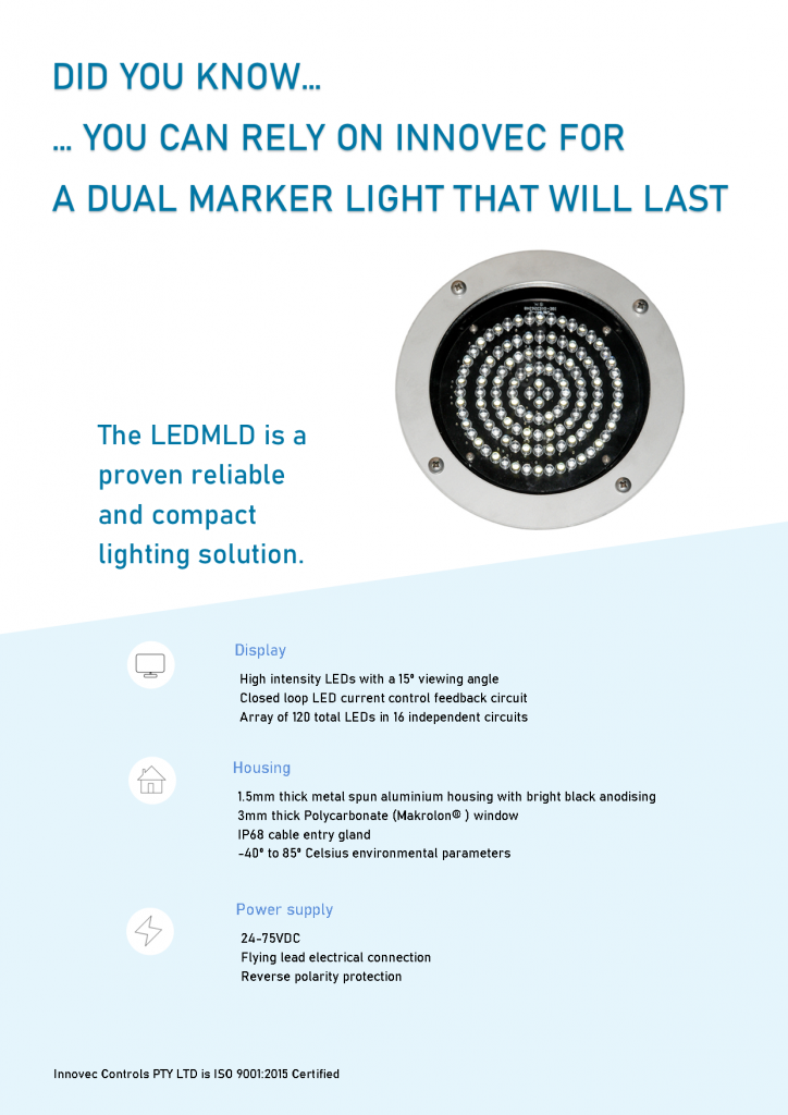 LEDMLD poster
